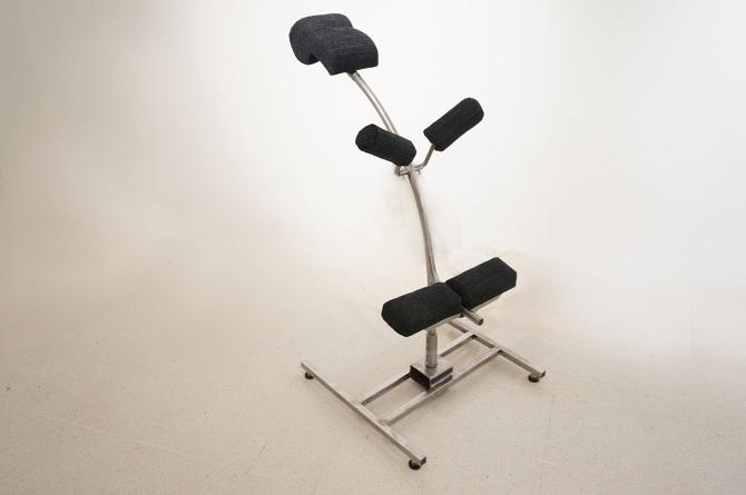 The Lean Forward Chair Iddo Wald Innovation Design