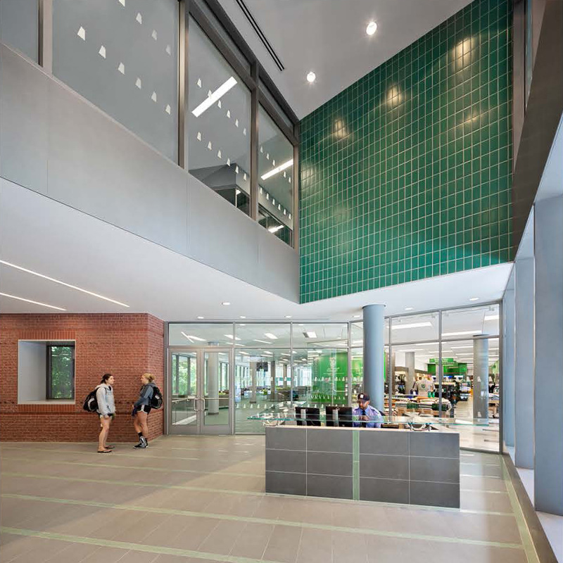 Manhattan College Student Center Edward I Mills
